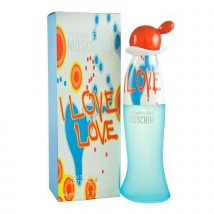 Love Moschino Moschino Cheap And Chic I Love Love 50 Ml