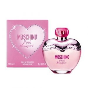 Love Moschino Moschino Pink Bouquet 100 Ml