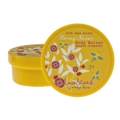 Love&Toast Body Butter Honey Nectar