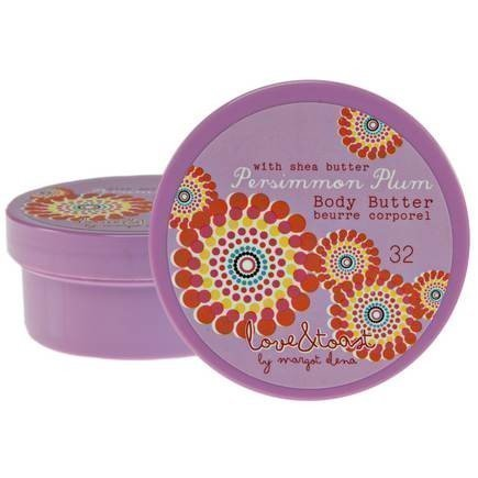 Love&Toast Body Butter Persimmon Plum