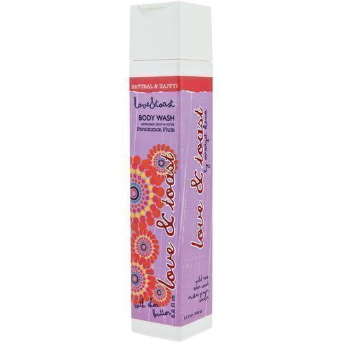 Love&Toast Body Wash Persimmon Plum