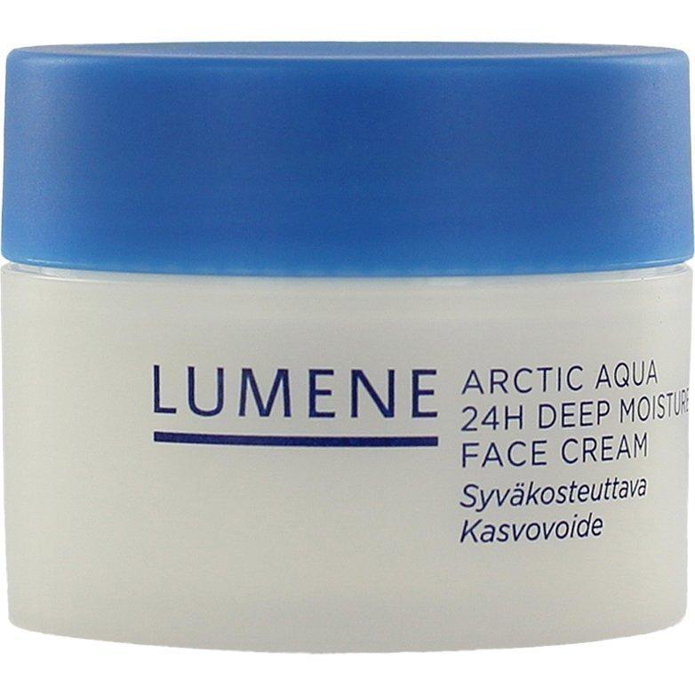 Lumene Arctic Aqua 24h Deep Moisture Face Cream (Norm/Comb Skin) 50ml