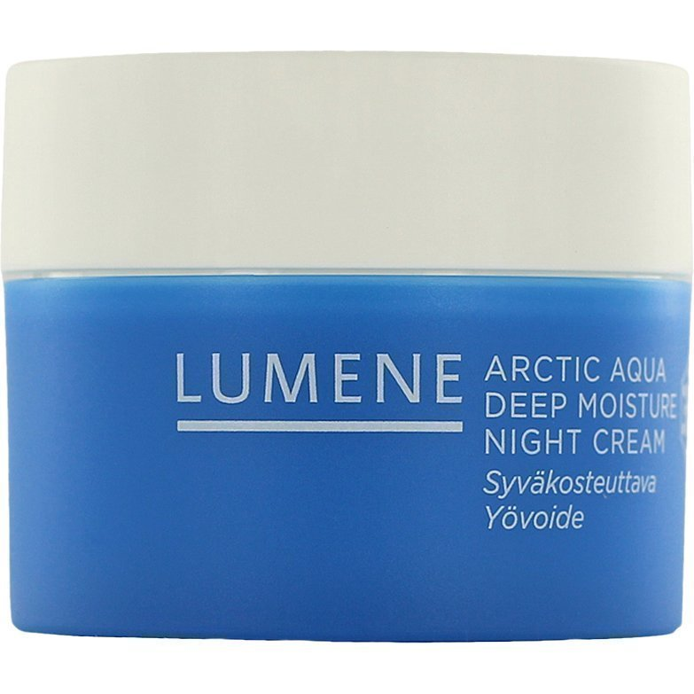 Lumene Arctic Aqua Deep Moisture Night Cream 50ml