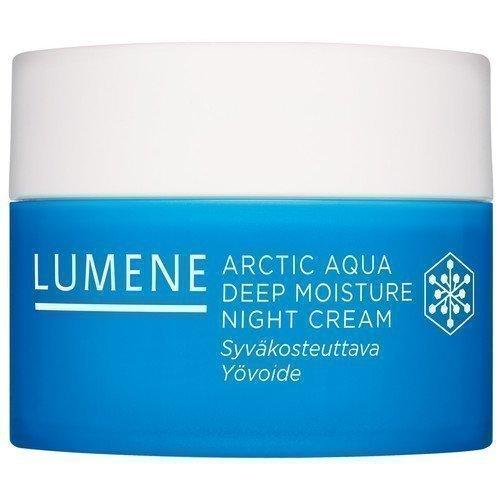 Lumene Arctic Aqua Deep Moisture Night Cream