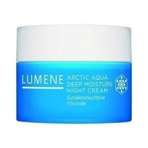 Lumene Arctic Aqua Yövoide 50 ml