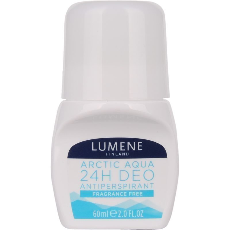 Lumene Arctic AquaAntiperspirant 24h 60ml