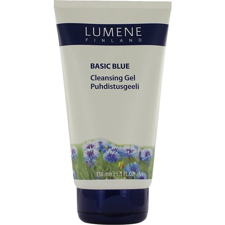 Lumene Basic Blue Cleansing Gel 150ml