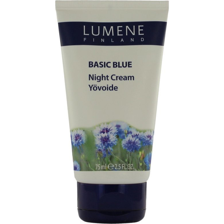 Lumene Basic Blue Night Cream 75ml