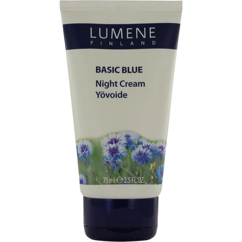Lumene Basic Blue Night Cream 75ml