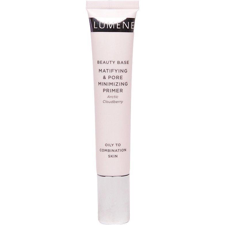 Lumene Beauty Base Matifying & Pore Minimizing Primer 20ml
