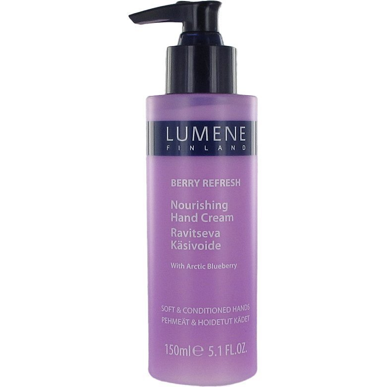 Lumene Berry Refresh Nourishing Hand Cream 150ml