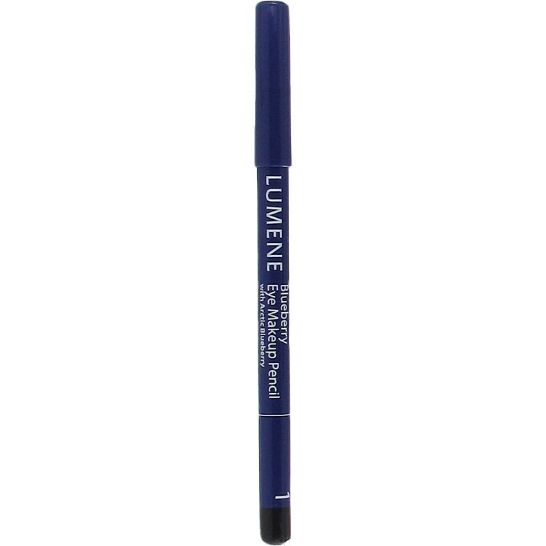 Lumene Blueberry Eye Makeup Pencil 1 Black 1