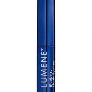 Lumene Blueberry Liquid Eyeliner Nestemäinen Silmänrajauskynä