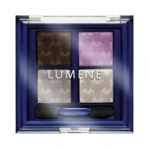 Lumene Blueberry Long Wear Eyeshadow Palette Luomiväripaletti