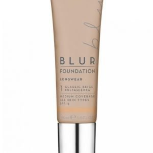 Lumene Blur Foundation 30 Ml Meikkivoide