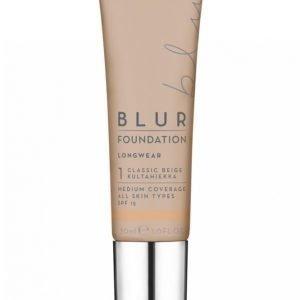 Lumene Blur Foundation 30 Ml Meikkivoide