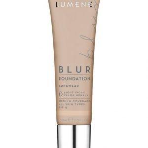 Lumene Blur Foundation Pitkäkestoinen Meikkivoide 30 ml