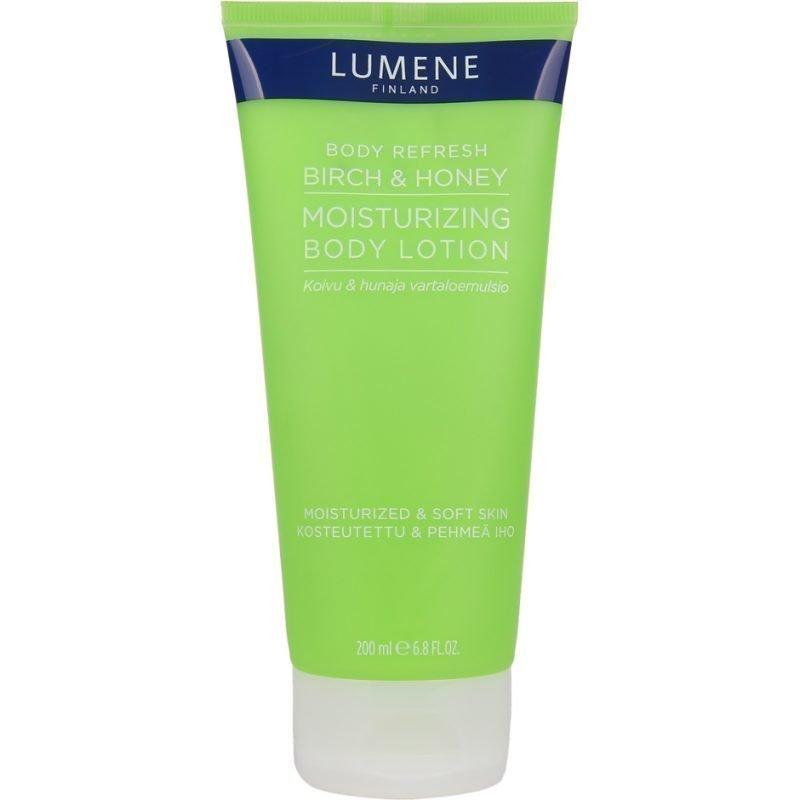 Lumene Body Refresh Birch & Honey Moisturing Body Lotion 200ml
