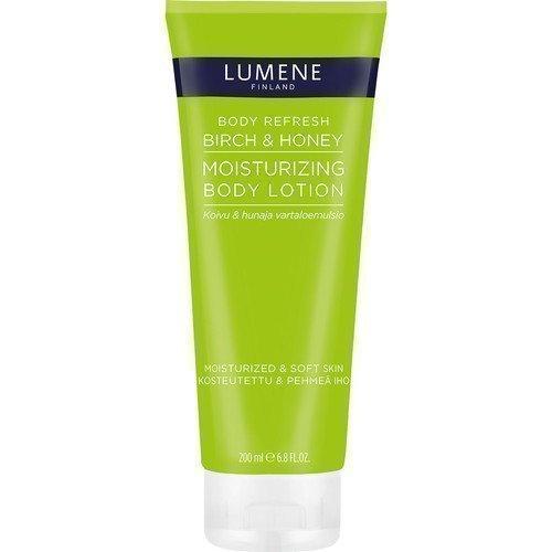 Lumene Body Refresh Birch & Honey Moisturizing Body Lotion