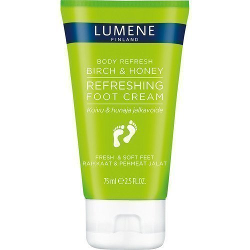 Lumene Body Refresh Birch & Honey Refreshing Foot Cream