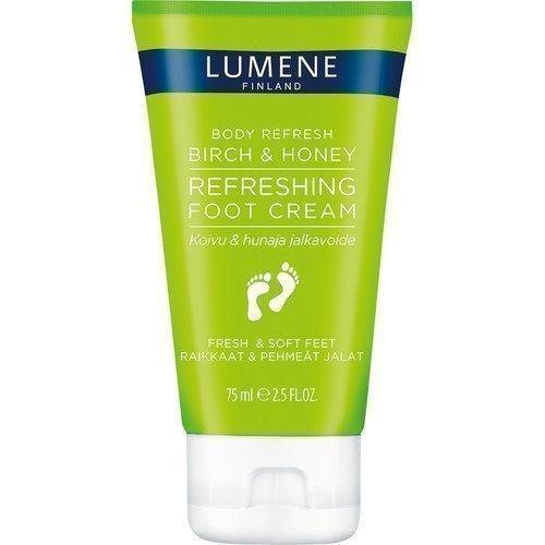 Lumene Body Refresh Birch & Honey Refreshing Foot Cream