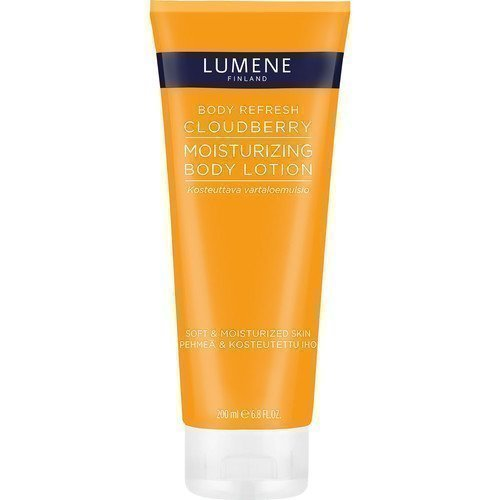Lumene Body Refresh Cloudberry Moisturizing Body Lotion