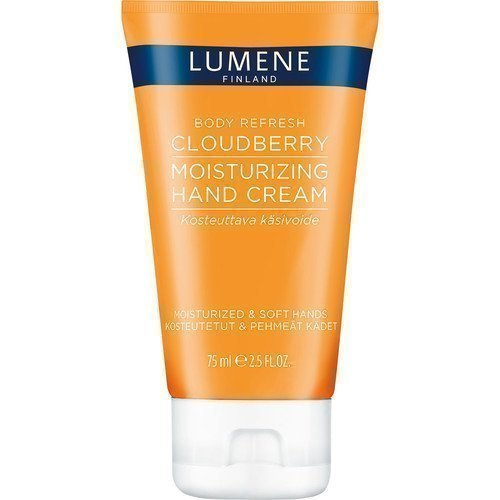 Lumene Body Refresh Cloudberry Moisturizing Hand Cream