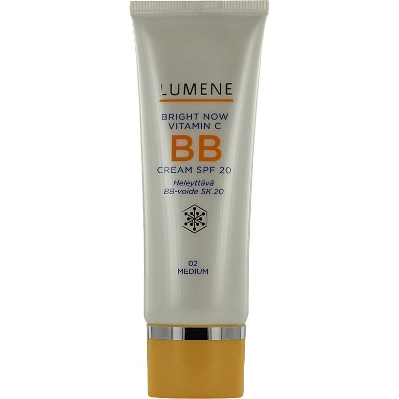 Lumene Bright Now Vitamin C BB Cream SPF20 N°02 Medium 50ml