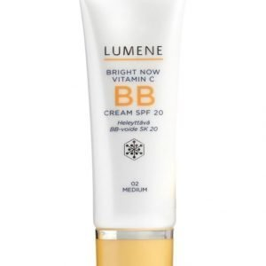 Lumene Bright Now Vitamin C Heleyttävä Sk20 Bb Voide 50 ml