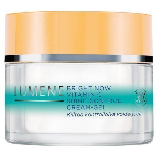 Lumene Bright Now Vitamin C Shine Control Cream-Gel