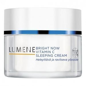 Lumene Bright Now Yövoide 50 Ml
