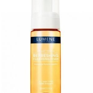 Lumene Bright Touch Refreshing Cleansing Foam 150 Ml
