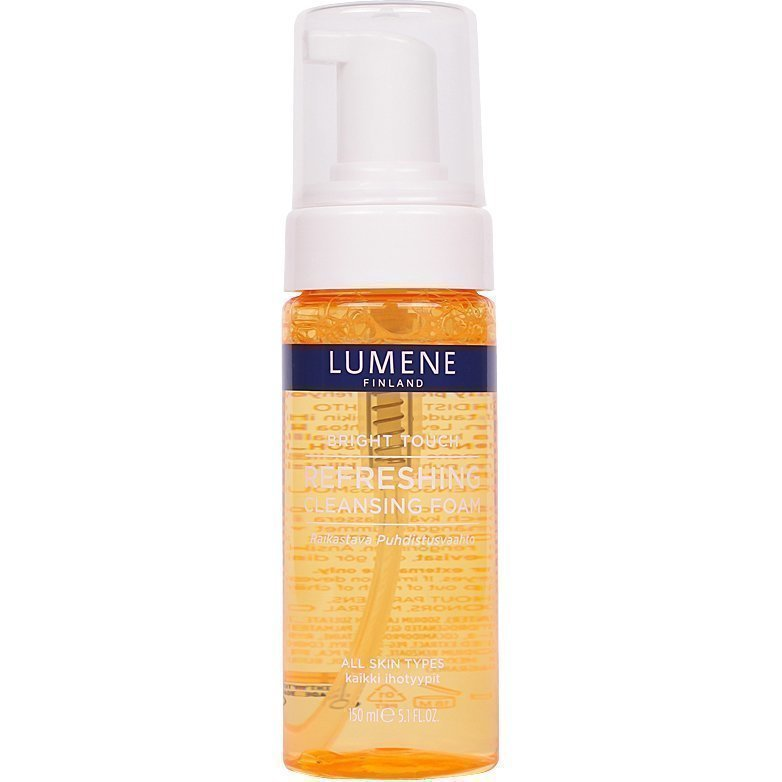 Lumene Bright Touch Refreshing Cleansing Foam 150ml