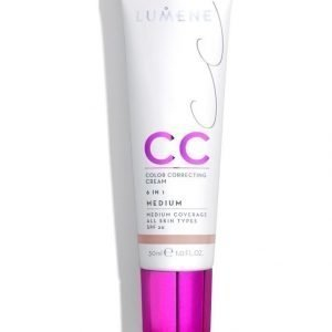 Lumene Cc Color Correcting Cream Meikkivoide 30 ml