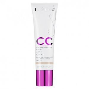 Lumene Cc Color Correcting Light Meikkivoide 30 Ml