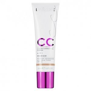 Lumene Cc Color Correcting Medium Meikkivoide 30 Ml