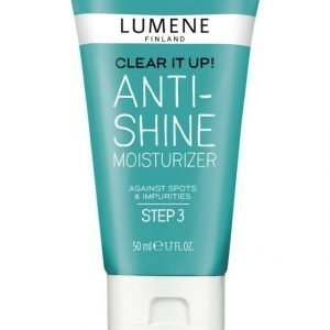 Lumene Clear It Up Anti Shine Moisturizer Kosteusvoide 50 ml