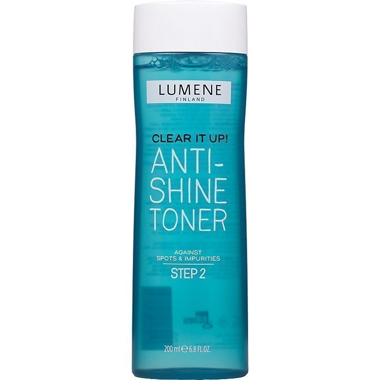 Lumene Clear It Up!Shine Toner 200ml