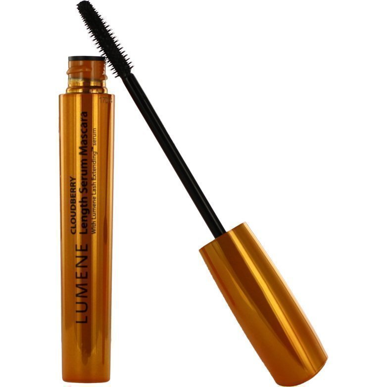 Lumene Cloudberry Length Serum Mascara Rich Black 7ml