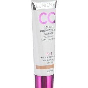 Lumene Color Correcting Cream Meikkivoide 30 ml