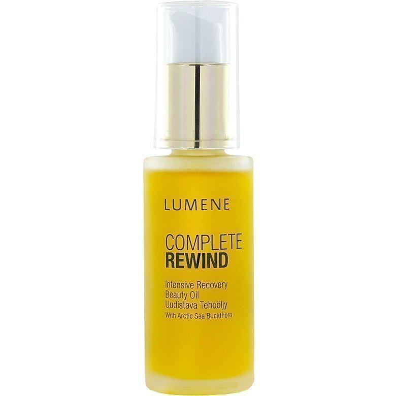 Lumene Complete Rewind Intensive Recovery Beauty Oil 30ml