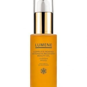 Lumene Complete Rewind Intensive Recovery Beauty Oil Tehoöljy 30 ml