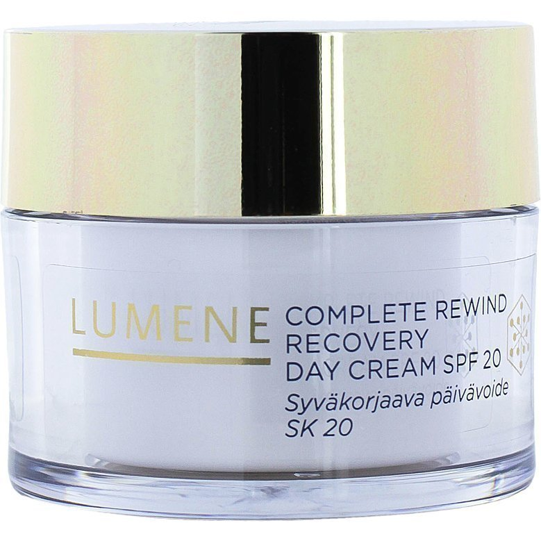 Lumene Complete Rewind Recovery Day Cream SPF15 50ml