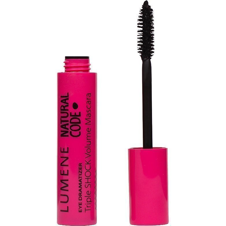 Lumene Eye Dramatizer Triple Shock Volume Mascara 9ml