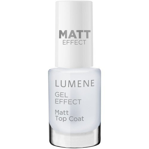 Lumene Gel Effect Matt Top Coat