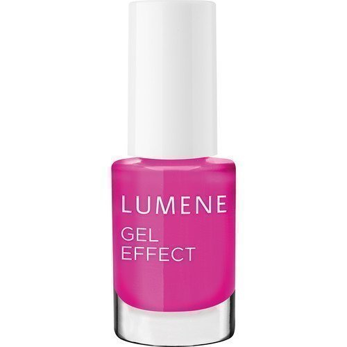 Lumene Gel Effect Nail Polish 17 Raspberries / Vadelmia