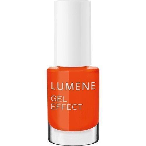 Lumene Gel Effect Nail Polish 20 Marigold / Samettikukka