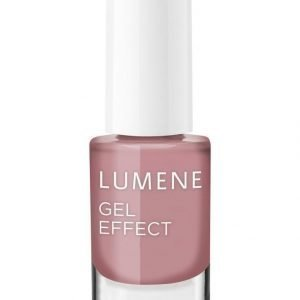 Lumene Gel Effect Nail Polish Kynsilakka