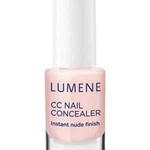Lumene Gloss & Care Cc Nail Concealer Peiteväri Kynsille