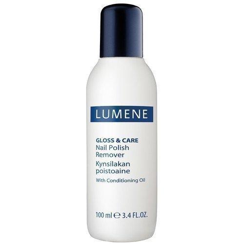 Lumene Gloss & Care Nail Polish Remover